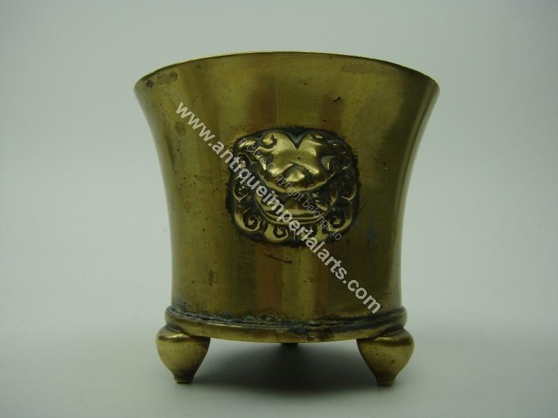 Antique Imperial Arts Bronze Censer