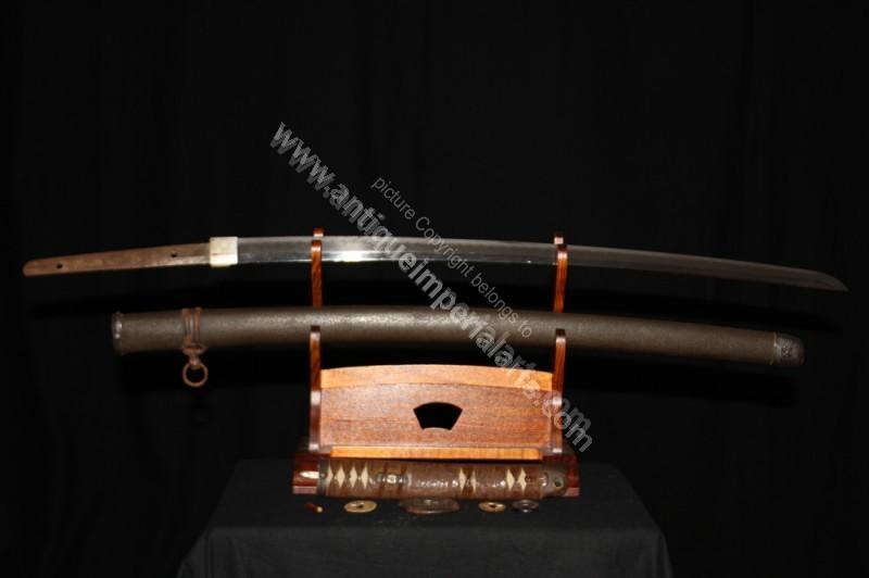 Antique Imperial Arts Antique Japanese Sword